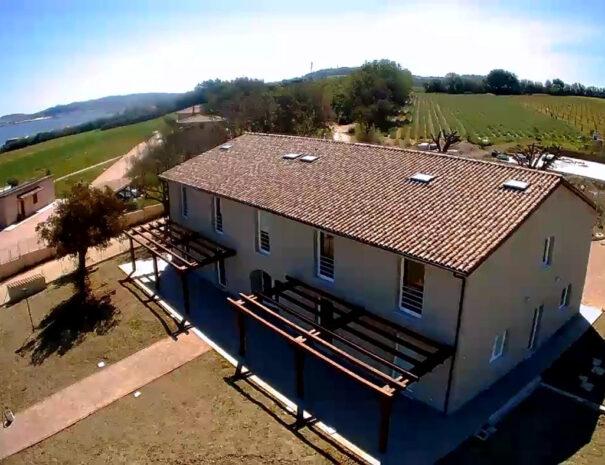 Aerial view - Il Colle dei Lecci
